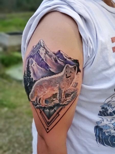 tattoos/ - Wildlife Tattoo - 142717