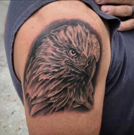 tattoos/ - American Bald Eagle  - 142883
