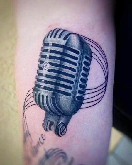 tattoos/ - Microphone - 140883