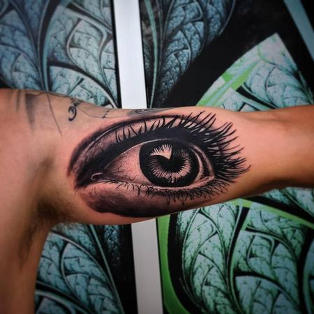tattoos/ - Onlooking Eye - 142886