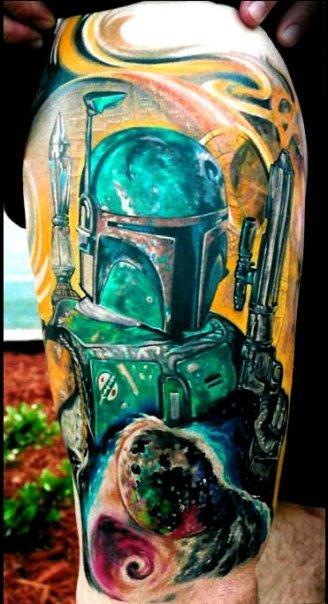 tattoos/ - Boba Fett - 138374