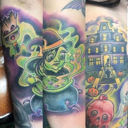 tattoos/ - Spooky - 139521