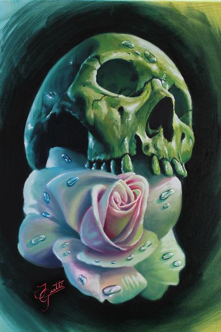 Art Galleries - SKULL & ROSE - 104172