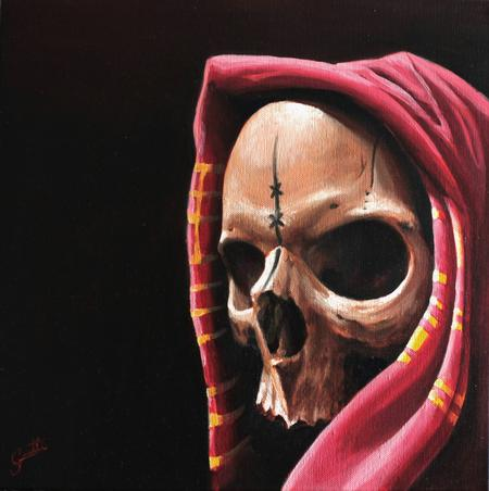 Art Galleries - KUNA SKULL - 100778
