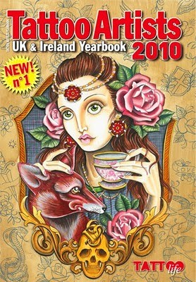 Art Galleries - Tattoo Artists 2010 Cover - 52196