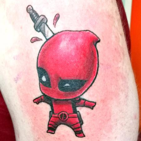 tattoos/ - Deadpool Tattoo - 130830