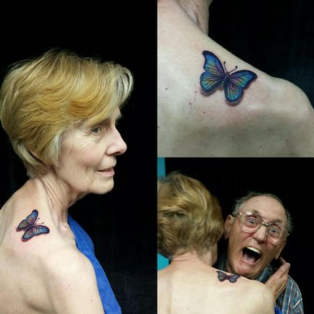 tattoos/ - Butterfly - 126174
