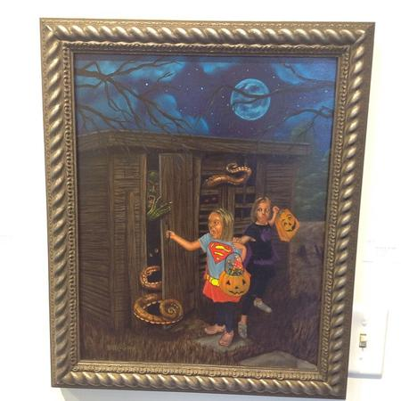 Art Galleries - Demons in the Shed - 96284