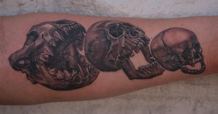tattoos/ - Skull Eat Skull Eat Skull - 122785