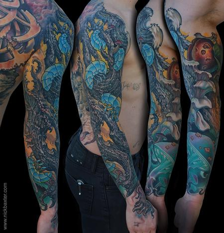 tattoos/ - Decay and Rebirth - 141310