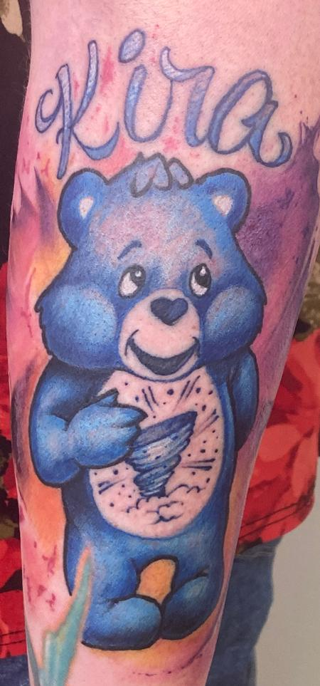 tattoos/ - Care Bear - 142686