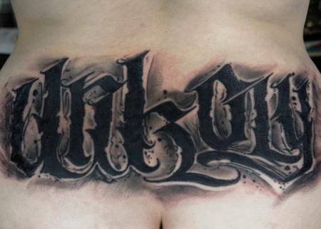 tattoos/ - Unholy - 140862