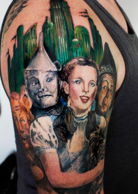 tattoos/ - Wizard Of Oz - 140641