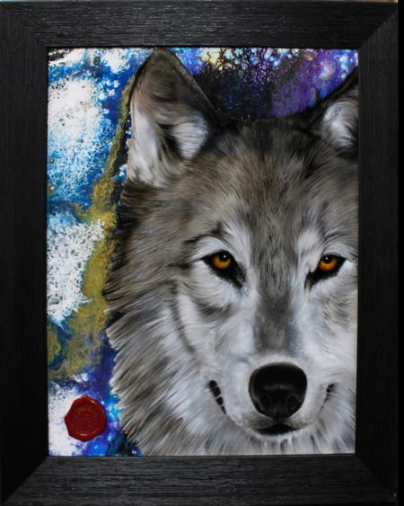 Art Galleries - Grey Wolf - 132314