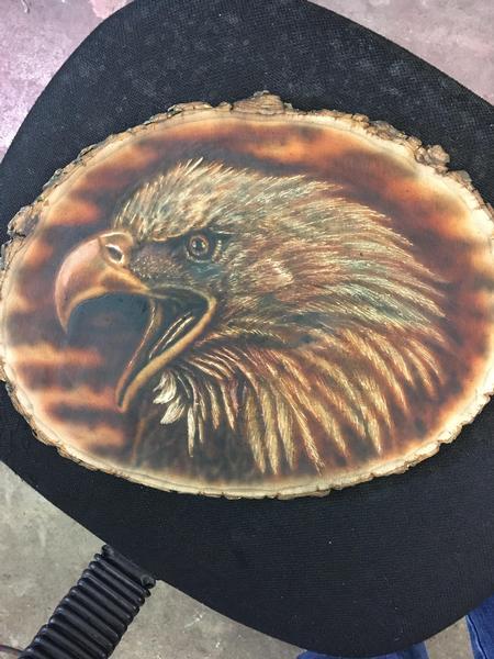 Art Galleries - Bald Eagle Airbrush Art  - 142793