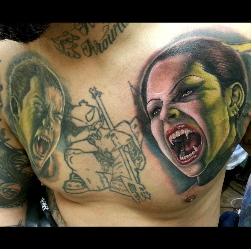 Rock River Tattoo Art Expo Tattoos Movie Horror Vampire Vampire Vampire woman maria jose picture. rock river tattoo art expo tattoos movie horror vampire vampire