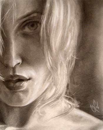 Art Galleries - Woman Portrait - 18889