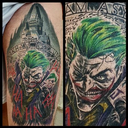 tattoos/ - The Joker - 142231