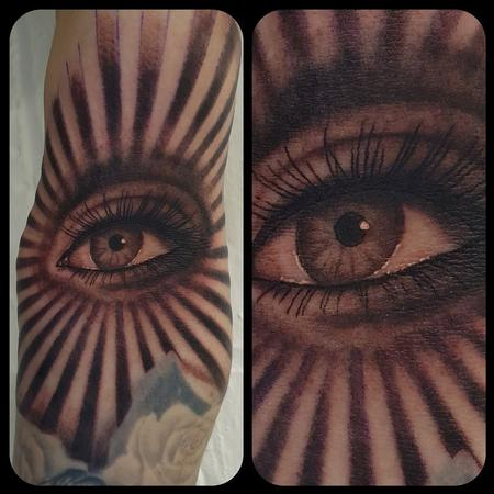 tattoos/ - All seeing eye - 141404