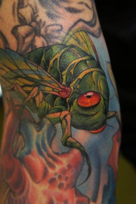 tattoos/ - Cicada - 99399