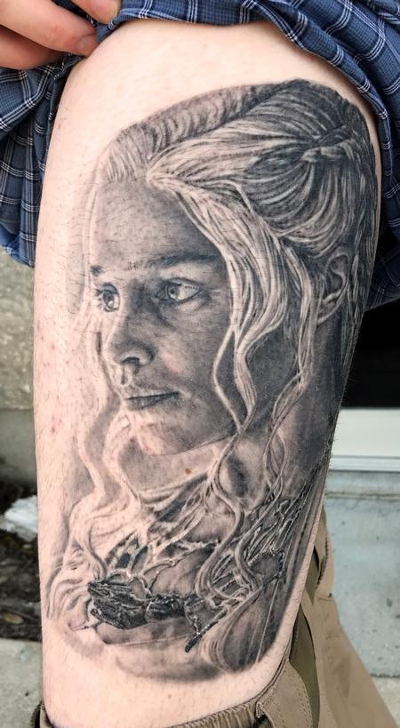tattoos/ - Emelia Clarke - 139944