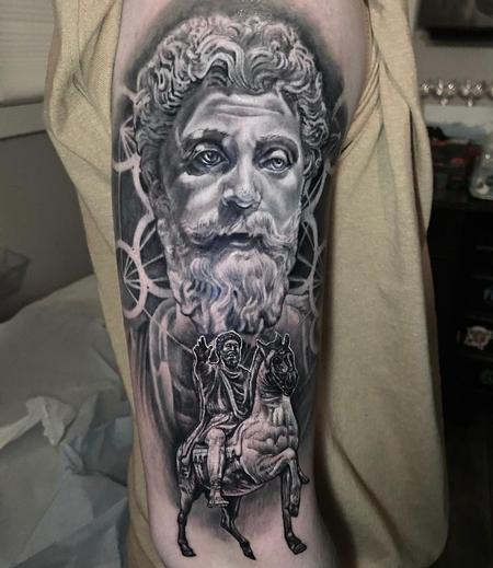 tattoos/ - Greek Statue - 142822