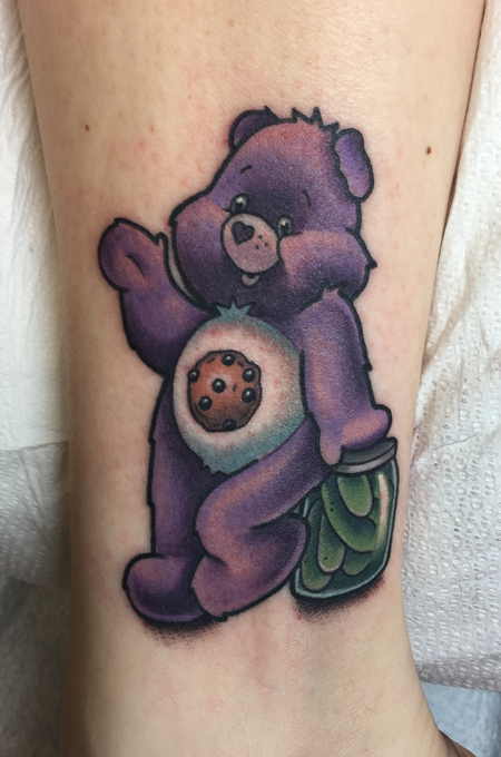tattoos/ - Care Bear - 139851