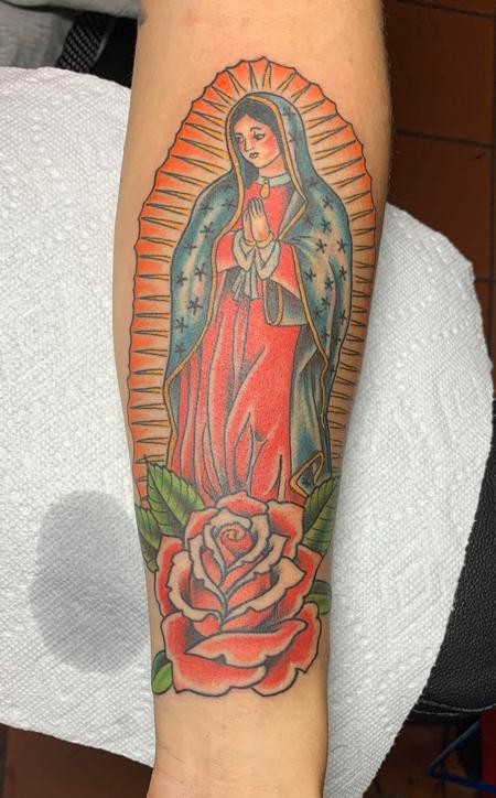 tattoos/ - Mother Mary - 142265