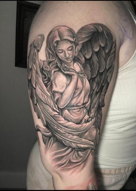 tattoos/ - Angel - 142817