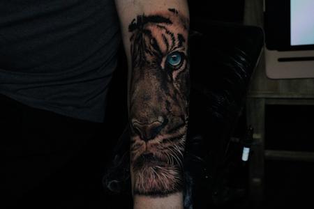 tattoos/ - Tiger - 141812