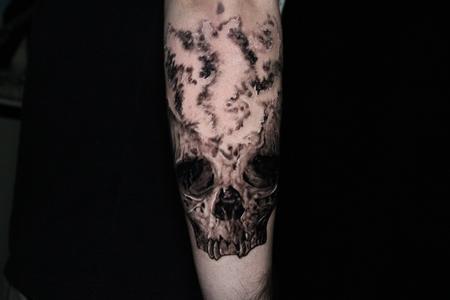 tattoos/ - Skull - 140646